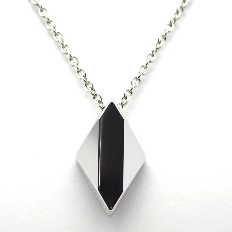 2018 Summer Style Tungsten Carbide Pendants 316L Stainless Necklace Choker For Men Fine Jewelry Power Pendants Men Gift WTU009P