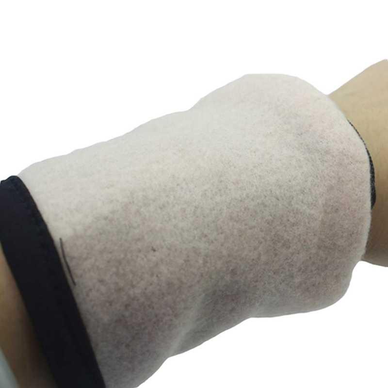 1 Pcs Bersepeda Menjalankan Wristband Wrist Dompet Saku Koin Kunci penyimpanan Tas Olahraga Wrist Dukungan Wrap Strap Brace Pouch Baru 2018