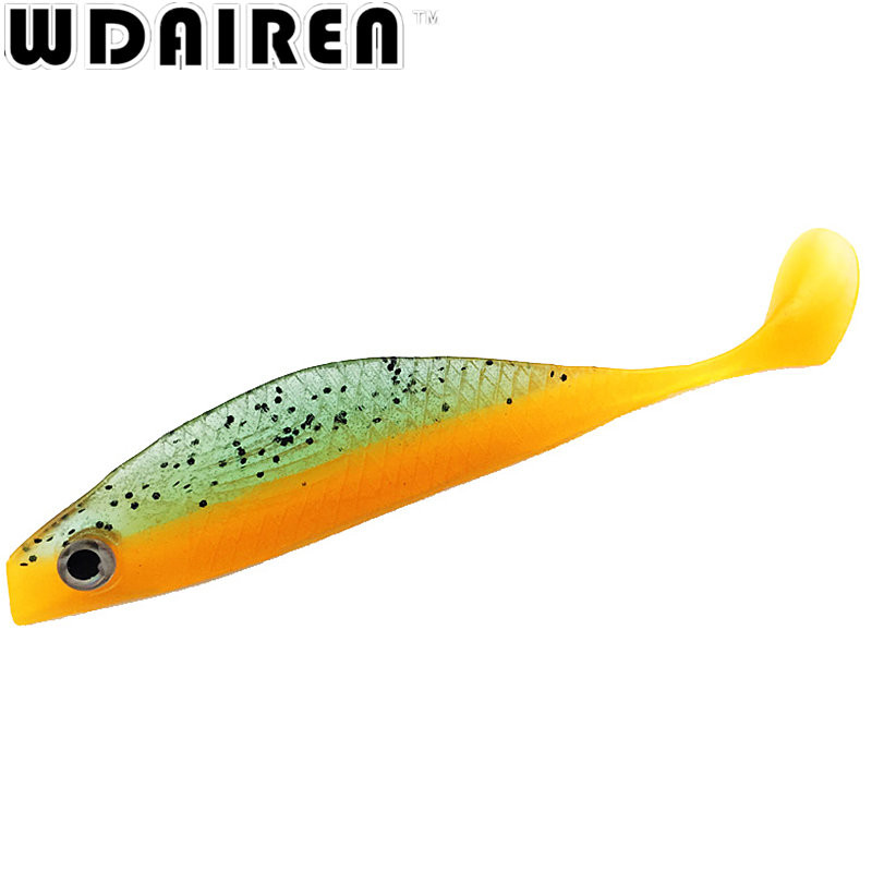 1Pcs 14cm 13.2g Fishing Lure Worm Swimbaits Jig Artificial Handmade Fly Soft Lure Shad Manual Silicone Bass Lure Pasca NE-399 5pcs lot 3d eyes lead fishing lures fishing shad fishing worm swimbaits jig head deformation of aluminum soft lure fly fish bait