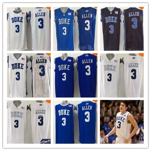 15c9a0a2c822 ... White With Portrait Print College ... wholesale cheap 2015 Newest 3  Grayson Allen Jersey Duke Blue Devils College Basketball .