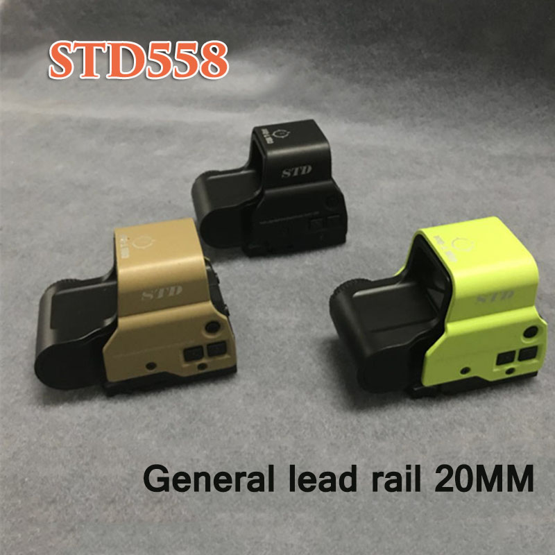 STD <font><b>558</b></font> applies to Jinming 1/2/3/4/8 generation Le hui and other gel ball water gun Fittings General lead rail 20MM image