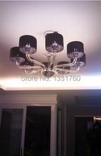 8 heads Barovier&Toso Alexandra chandeliers modern pendant lamp ceiling lamp living room aurora lighting 5 heads 6 heads