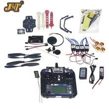 Полный набор RC Drone Квадрокоптер 4 оси F330 MultiCopter кадров Комплект 6 м GPS APM2.8 управления полетом Flysky FS-i6 приемник передатчик