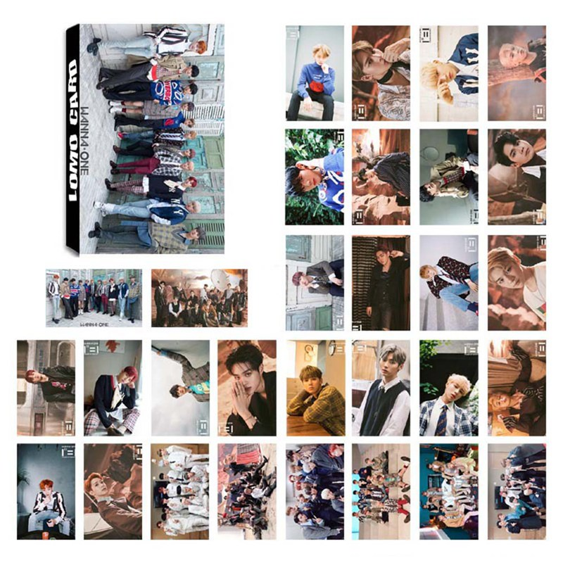 Earnest 1 Set Hot Sale Nct127 Nct Dream Nct U Album Lomo Card Self Made Photocards Pvc Transparent Photo Cards Stationery Set Office & School Supplies