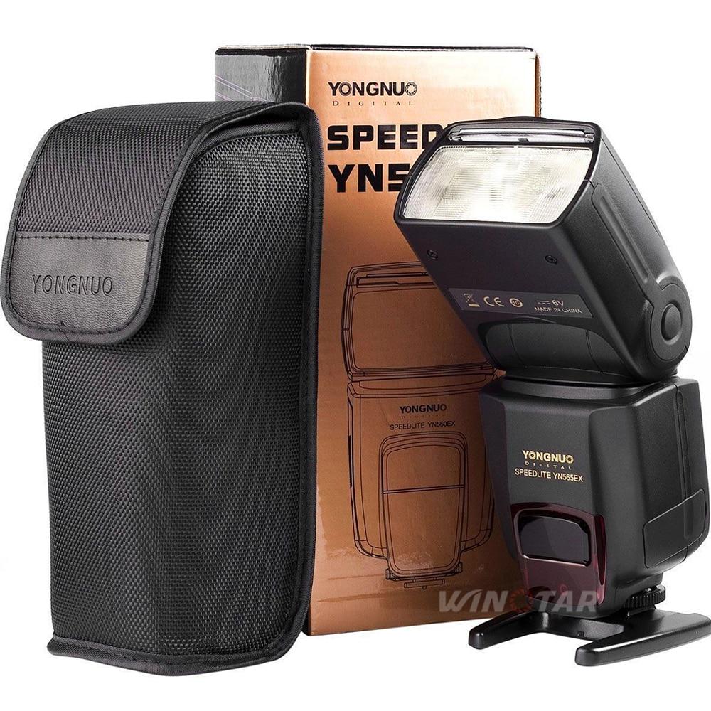 YONGNUO YN-565EX YN565EX TTL Flash Speedlite for Nikon D7500 D7200 D7100 D5600 D5500 D810A D810 D800E D800 D750 D610 D3400 D3300