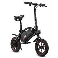 F колеса D1 DYU мини Электрический велосипед 12 дюймов колеса Смарт складной электрический велосипед Водонепроницаемый 20 км/ч E велосипед Smart пр