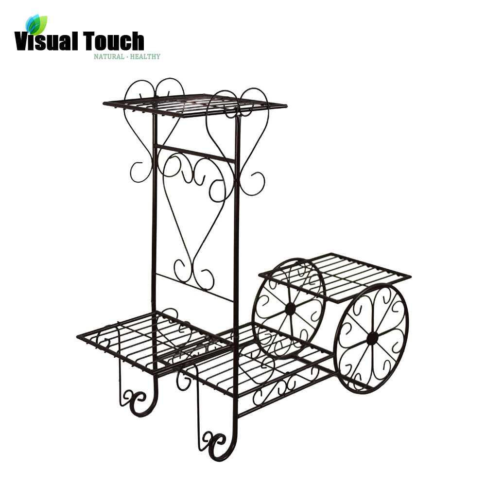 Online get cheap tier plant stand - Estructuras de metal ...