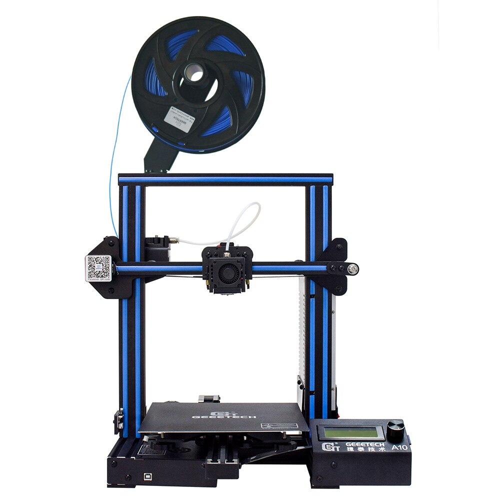 A10 avec qualité supérieure Geeetech 3d imprimante buse