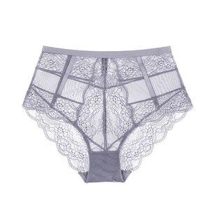 Image 5 - Комплект женского кружевного нижнего белья из бюстгальтера и трусиков с чашкой 3/4