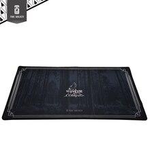 Черный покерный коврик для настольной игры для магических игр настольный игровой коврик Электронный Спортивный Коврик для мыши Игра престолов игровые коврики