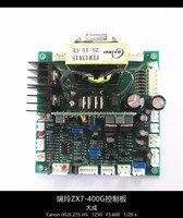 ZX7-400G IGBT Tek Tüp kontrol panosu devre