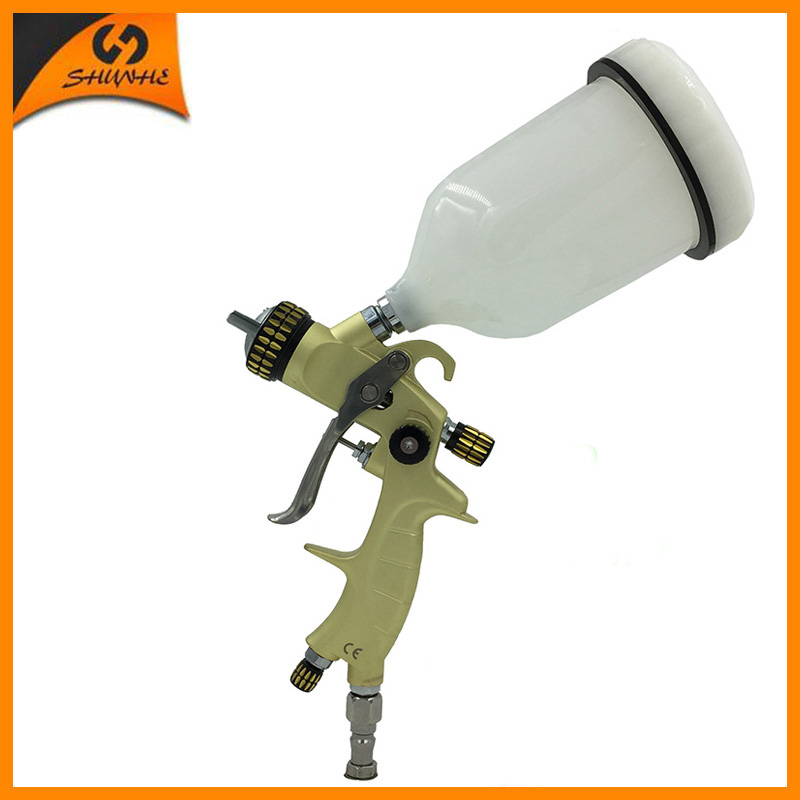 цена на SAT1215-A adjustable air pressure regulator spray guns for auto painting car paint gun