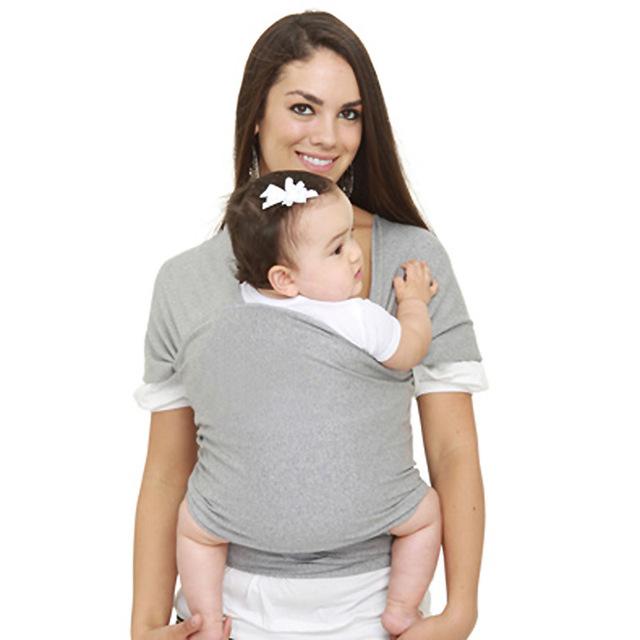 2017 <3 Anos de Idade Real Sólido <3 Anos de Idade Carry frente Portador de Bebê Sling Envoltório Macio Respirável Algodão Hipseat Parentalidade toalhas