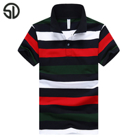 Men S Polo Brands 100 Cotton Short Sleeve Tee Shirt Polo Shirt Male Casual Polos Homme