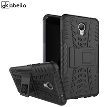 Armor Mobile Phone Case For Meizu M5 Note Case Hybrid Kickstand 2 in1 Combo Bracket Back