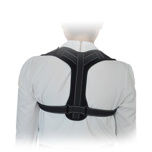 Unisex Back Correction Belt Preventing Hunchback Back Fixation Simple Protection Posture Brace Shoulder Supports Straps B018