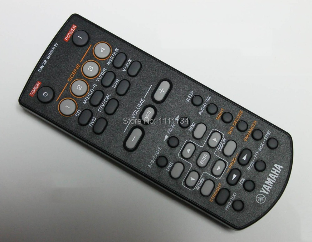 Buy original remote control for yamaha for Yamaha remote control app