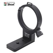 IShoot поддержка объектива воротник для sony FE PZ 28-135 мм f/4G OSS Крепление для штатива кольцо Замена база подставка для ног Совместимость с Arca RRS