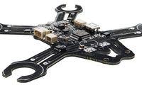 Sp yarış f3 evo fırça uçuş kontrolörü pdb w/öz quadcopter aio çerçeve