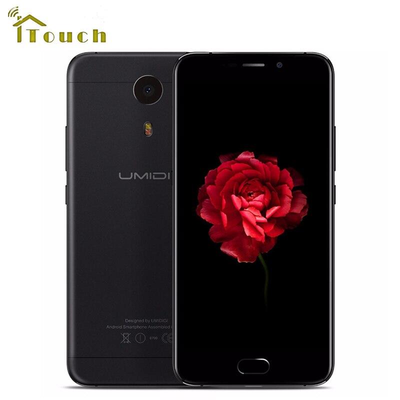 bilder für Original umi plus e helio p20 mtk6757 2,3 ghz octa-core 5,5 zoll Fhd-bildschirm Android 6.0 6 GB RAM 64G ROM 4000 mAh 4G LTE Smartphone