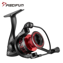 Piscifun Flame Spinning Reel 5.2:1 Gear Ratio 10 Bearings Up to 9KG Max Drag Light Ultra Smooth 2000 3000 4000 5000 Fishing Reel