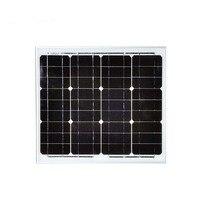 solar panel 30w 18v for 12v solar battery charger led phone monocrystalline solar cells price paneles solares fotovoltaicos