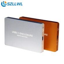 MSATA для usb3.1 RAID жесткий диск USB3.1 Type-C порт MSATA express карты для настольных ПК компьютер