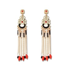 Fashion Bohemian Earrings Women  Tassel