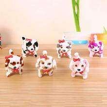 Buy Walk Bark Puppy Electronic Pets Cute Robot Dog Electronic Dog Pet Kids Gift Plush Pet Dog Toys For Children Birthday Gifts directly from merchant!