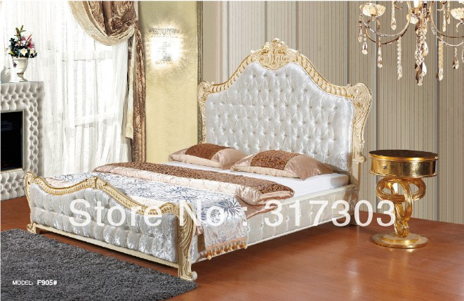 french style bed fabric bed king bed double bed bedroom furniture