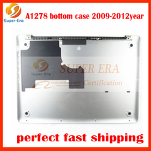 New perfect testing Bottom case For Macbook Pro A1278 13″ lower bottom case cover 2009-2012year