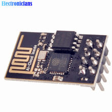 1Pcs ESP8266 ESP-01 ESP01 Serial Wireless WIFI Module Transceiver Receiver Internet Of Things Wifi Model Board For Arduino(China)