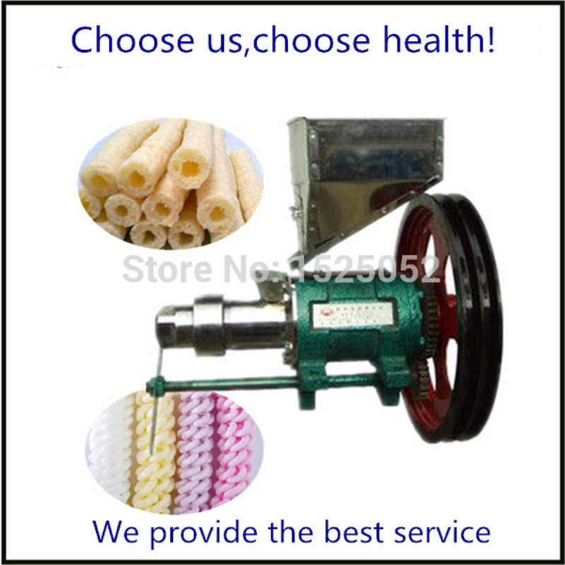 Rice Wheat Puffing Machine Nose Corn Extrusion Main Machine rice wheat corn puffing nose extrusion corn puffed machine main machine