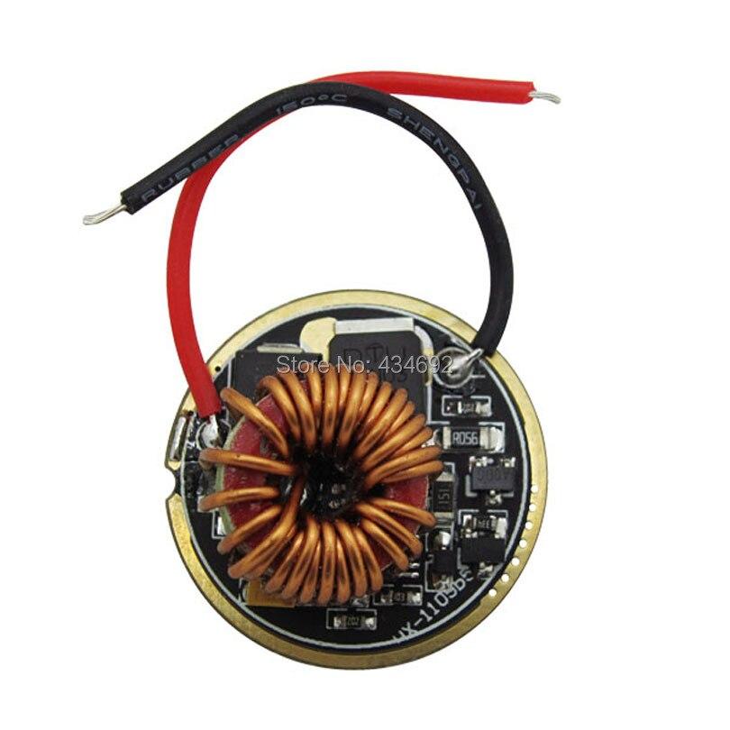 5 Mode 26MM Led Driver Board 3V-18V 5A For PhlatLight Luminus SST-50