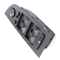 For BMW E90 318i 320i 325i 335i Power Window Control Switch Car Accessories Black Panel Console Left High Quality 61319217332