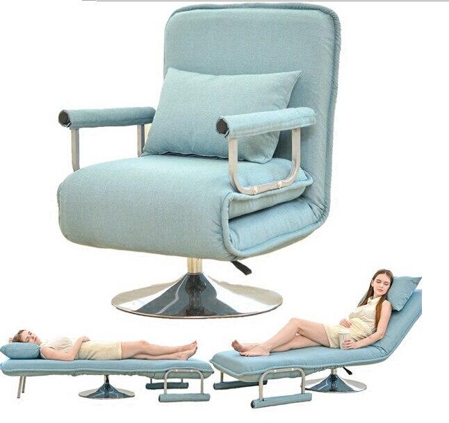 Canapé lit Convertible 5 positions fauteuil pliant couchette loisirs inclinable salon canapé salon meubles Futon fauteuil