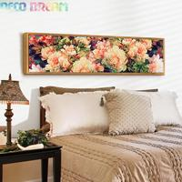 Full Diamond Painting Beautiful Peony Diy Diamond Embroidery A European Style Flower Decoration For Home A Hobby Gift For Family