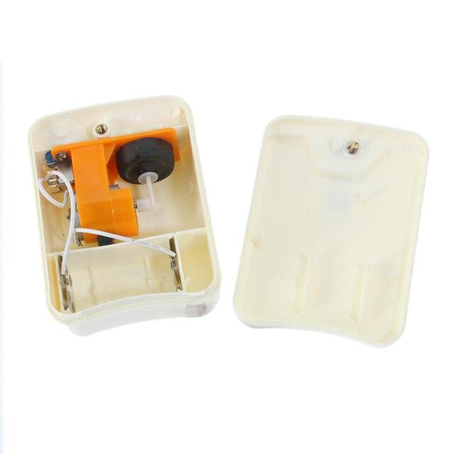 Aquarium Portable Oxygen Pump Battery Aerator Compressor 1.5V 0.5W 4