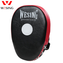 Wesing American Style Hand Target for Boxing Muay Thai Kickboxing Training Focus Pads Punching Mitts Sanda Gym Equipment цены
