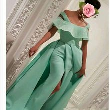 76c57f7ed4 Mint Green Evening Dress Promotion-Shop for Promotional Mint Green ...
