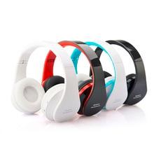 Профессиональный складной Беспроводной Bluetooth наушники супер стерео эффект Бас Портативный гарнитура игры помощник видео игры головой