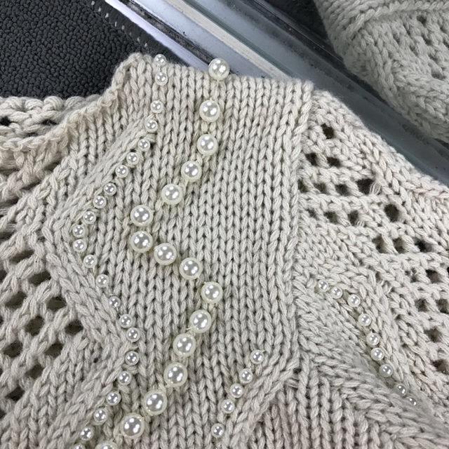 Tienda Online 2017 venta directa de lana moda o-cuello pullover ...