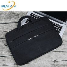 Men Women Portable Notebook Handbag Air Pro 13 13.3 14 15 15.6 Sleeve Case For Macbook Del