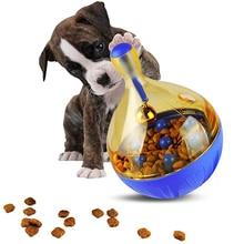 Cat Food Feeding Treat Ball Creative Pet Toy Tumbler Kitty Puppy Leakage Dog IQ Play Game Bowl