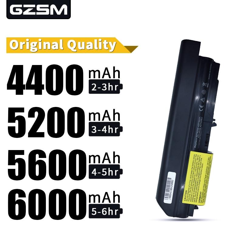 A HSW T61 bateria recarregável Da Bateria do portátil Para IBM Lenovo ThinkPad t400 laptop para T61p R61 R61i T61u R400 bateria do notebook