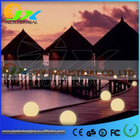 30cm 12inch Outdoor Indoor Halloween Decoration Waterproof Led Ball RGB Wedding Light Colorful