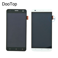 5 Top Quality Lcds For Fly FS504 Cirrus 2 Lcd Assembly Touch Screen Digitizer Display Capacitive