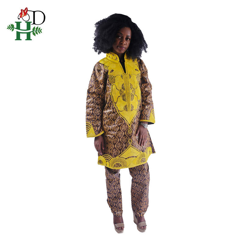 excellent quality free shipping factory outlets €24.67 |2018 femmes africaines tenue bazin riche robe pour femmes dashiki  traditionnel africain pour les femmes vêtements robe afrikaanse hauts-in ...