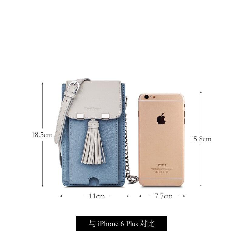 telefone celular caixa do telefone Material Principal : Couro Genuíno