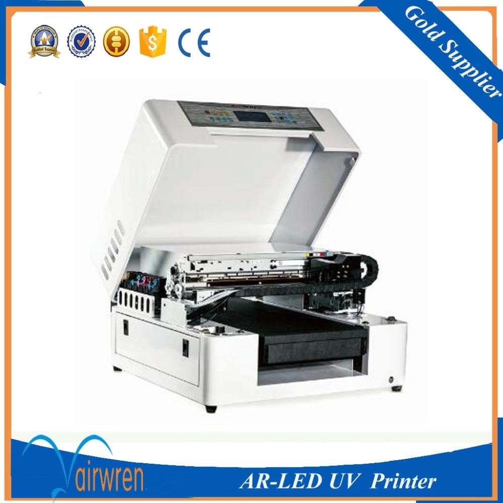 cheap digital uv phone case printing machine AR-LED Mini4